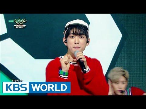 GOT7 - Just Right (딱 좋아) [Music Bank K-Chart  / 2015.07.17]
