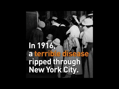 1916 NYC Polio Outbreak - We've Come So Far