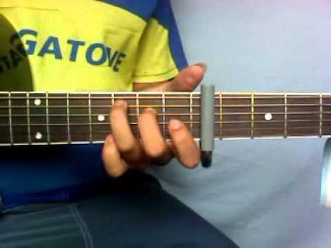 Como Tocar (La Quiero A Morir ) De Fransis Cabrel Guitarra Tutoria