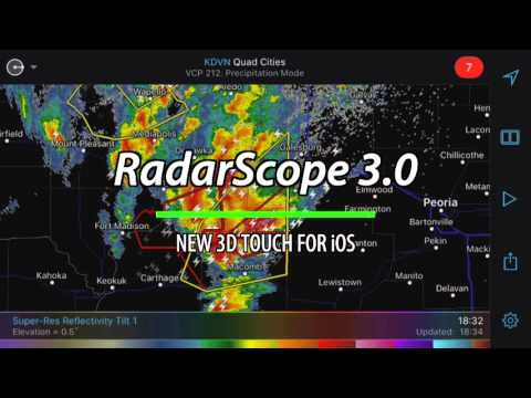 RadarScope 3.0