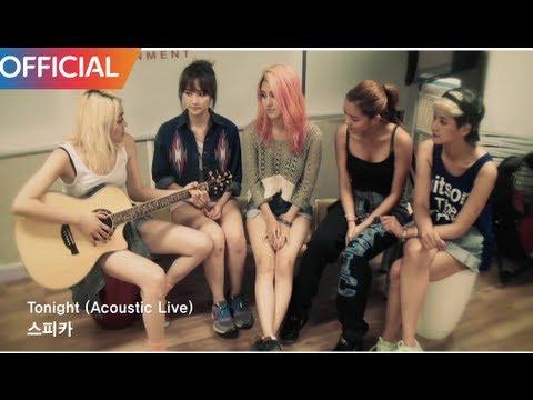 스피카 (SPICA) - Tonight (acoustic Live)