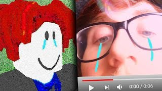 Roblox sad cheating story (he cried on video)