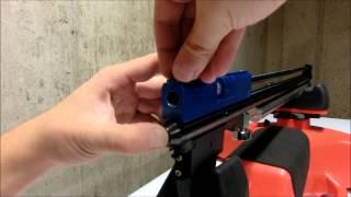 Crosman 2240 how to build a custom shroud - Air Velocity Sport