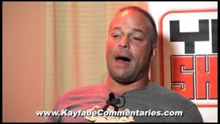 Another WWE Talent Endorses Donald Trump, Rob Van Dam Shoot Interview Highlights (Video), Edge