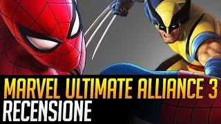Marvel Ultimate Alliance 3: Recensione dell'esclusiva per Nintendo Switch