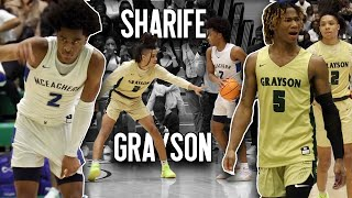 Sharife Cooper's LAST High School Game?? McEachern vs Grayson PART 2 in Final 4 WIN OR GO HOME Game