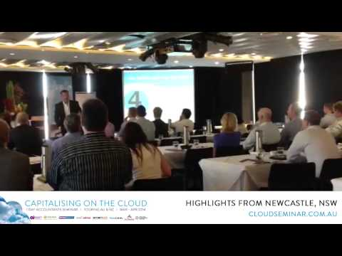 Capitalising on the Cloud - Highlights from Newcastle, NSW