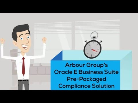 Oracle EBS Packaged Compliance Solution