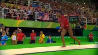 Simone Biles -  Vault Final -  2016 Rio Olympics Games