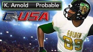 5-STAR QB STILL REFUSING TO PLAY DESPITE CLEARANCE?   NCAA 14 Alaska Eagles Dynasty Ep. 22