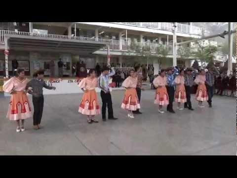 danza folklorica pavido navido y la grulla