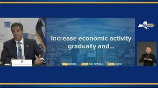 Governor Cuomo Announces Sixth Region Hits Benchmark to Begin Reopening Tomorrow