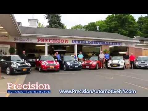Precision Auto Mini Cooper 2016 HD