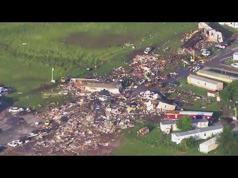 Deadly tornado hits El Reno, Oklahoma | 10News WTSP