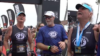 Man Competes in Ironman Race After Gunshot 25 Years Ago Left Him Blind