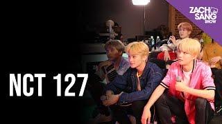 "NCT 127 Talks ""Superhuman"", Tour, and KPop"