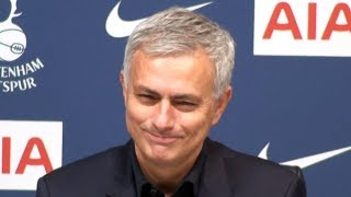 Tottenham 5-0 Burnley - Jose Mourinho FULL Post Match Press Conference - Premier League