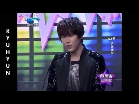 Super Junior - M High Note Challenge