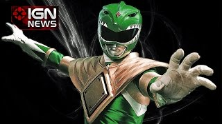 The Latest on the Power Rangers Movie – IGN News