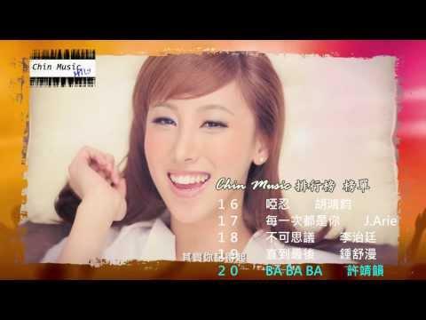 Chin Music 排行榜 (2013/11/3 -- 2013/11/9) (HD)