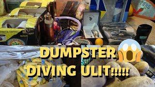BUHAY AMERIKA: DUMPSTER DIVING HAUL!!! :D