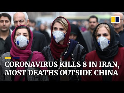 Iran coronavirus death toll highest outside China as concerns rise about speed of country's outbreak