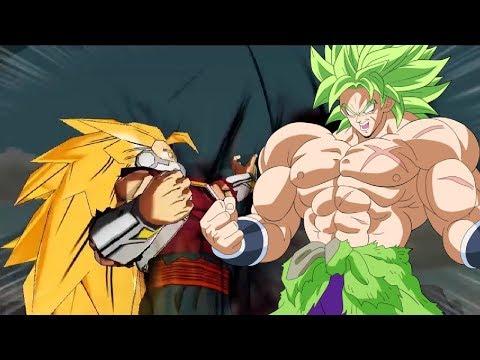 BROLY VS KANBA POWER LEVELS (Dragon Ball Heroes)
