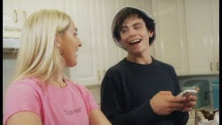 Making Chocolate Chip Cookies With ROSS | Rydel Lynch