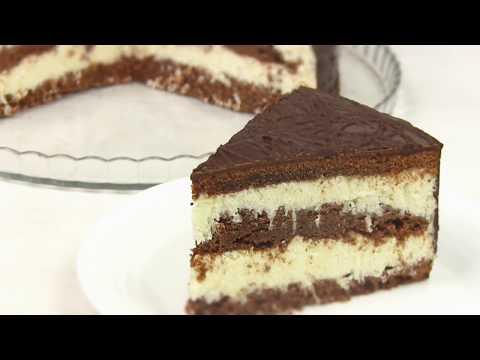 Торт «БАУНТИ» с манным кремом/Простой Домашний рецепт