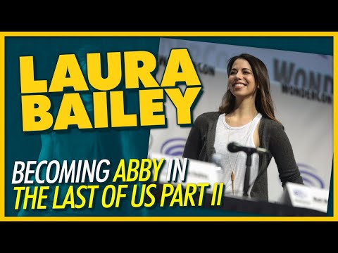 """The Last of Us Part II: Laura Bailey on """"The Scene"""" - We Have Cool Friends"""