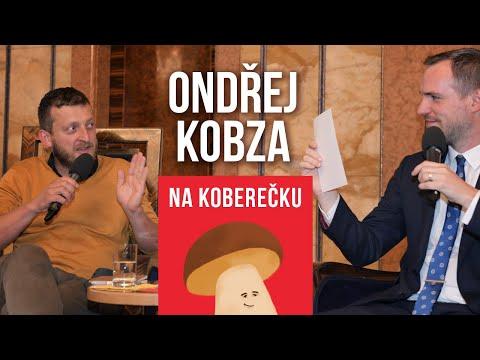 Ondřej Kobza na Koberečku