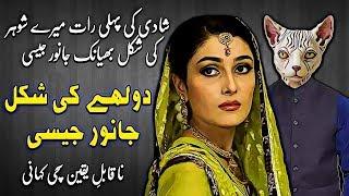 Animal Husband || Ek Na Kabil e Yakeen Sachi Kahani || Urdu Kahani ||