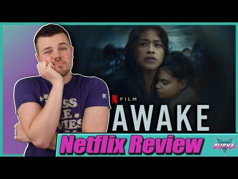 Awake (2021) Netflix Movie Review