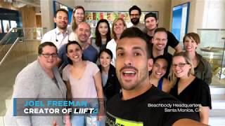 Ready for LIIFT Off: Week 8