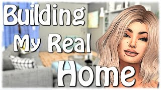 The Sims 4: Speed Build // MY HOUSE + FACE REVEAL!???