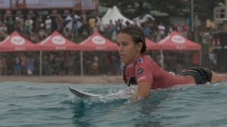 Sally Fitzgibbons — GO Sally — Best of Boardriding