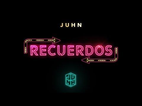 Juhn - Recuerdos [Audio Cover con Letra] 🛁💏🛌