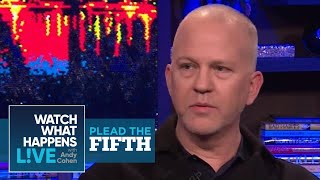 "Ryan Murphy Talks Ariana Grande's ""Diva Attitude"" 