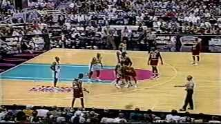 1995 WCF Gm. 5 Rockets vs. Spurs