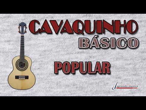 Aprenda Música - Cavaquinho para iniciantes, com o mestre Robson Miguel