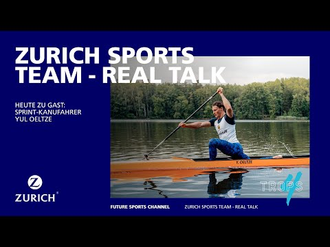 Zurich Sports Team - Real Talk mit Yul Oeltze