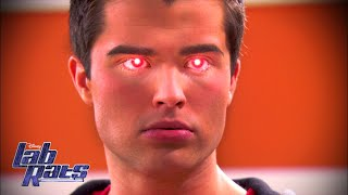 All is Fair in Love and Robots | Lab Rats | Disney XD