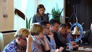 Transmisja wideo październikowych obrad Rady Miejskiej Władysławowa. Proponowany porządek posiedzenia