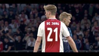 Frenkie de Jong vs Vitesse (H) 23/4/19