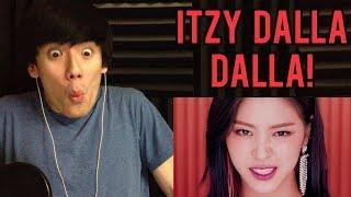 """ITZY """"달라달라(DALLA DALLA)"""" MV Reaction   ITZY DEBUT REACTION (ITZY Reaction)"""
