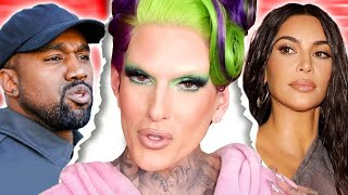 Jeffree Star REVEALS the TRUTH about Kanye West rumors + Kim Kardashian DELETES THIS photo