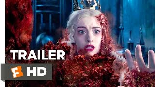 Alice Through the Looking Glass Official Trailer #2 (2016) - Mia Wasikowska, Johnny Depp Movie HD