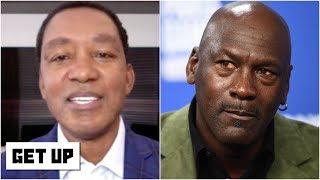 Isiah Thomas responds to Michael Jordan's comments on 'The Last Dance' | Get Up