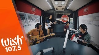 """Nathan & Mercury performs """"Fools"""" LIVE on Wish 107.5 Bus"""