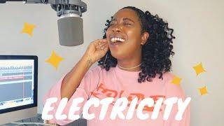 Silk City, Dua Lipa - Electricity ft. Diplo, Mark Ronson (Live Cover)
